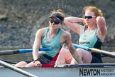 The Boat Race season 2015 - Tideway Week. River Thames between Putney and Mortlake, London,  United Kingdom, on 08 April 2015 at 10:27, image #70
