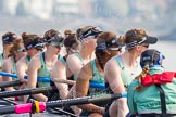 The Boat Race season 2015 - Tideway Week. River Thames between Putney and Mortlake, London,  United Kingdom, on 08 April 2015 at 10:29, image #75