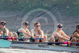 The Boat Race season 2015 - Tideway Week. River Thames between Putney and Mortlake, London,  United Kingdom, on 08 April 2015 at 10:30, image #77