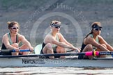 The Boat Race season 2015 - Tideway Week. River Thames between Putney and Mortlake, London,  United Kingdom, on 08 April 2015 at 10:30, image #78