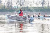 The Boat Race season 2015 - Tideway Week. River Thames between Putney and Mortlake, London,  United Kingdom, on 08 April 2015 at 10:30, image #79