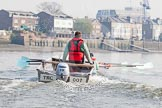 The Boat Race season 2015 - Tideway Week. River Thames between Putney and Mortlake, London,  United Kingdom, on 08 April 2015 at 10:31, image #80