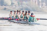 The Boat Race season 2015 - Tideway Week. River Thames between Putney and Mortlake, London,  United Kingdom, on 08 April 2015 at 10:31, image #81