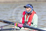 The Boat Race season 2015 - Tideway Week. River Thames between Putney and Mortlake, London,  United Kingdom, on 08 April 2015 at 10:39, image #87