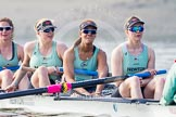 The Boat Race season 2015 - Tideway Week. River Thames between Putney and Mortlake, London,  United Kingdom, on 08 April 2015 at 10:40, image #90