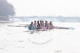 The Boat Race season 2015 - Tideway Week. River Thames between Putney and Mortlake, London,  United Kingdom, on 08 April 2015 at 10:45, image #103
