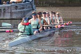 The Boat Race season 2015 - Tideway Week. River Thames between Putney and Mortlake, London,  United Kingdom, on 08 April 2015 at 10:46, image #106