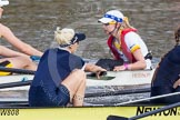 The Boat Race season 2015 - Newton Women's Boat Race. River Thames between Putney and Mortlake, London,  United Kingdom, on 10 April 2015 at 16:02, image #106