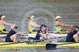 The Boat Race season 2015 - Newton Women's Boat Race. River Thames between Putney and Mortlake, London,  United Kingdom, on 10 April 2015 at 16:02, image #115