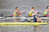 The Boat Race season 2015 - Newton Women's Boat Race. River Thames between Putney and Mortlake, London,  United Kingdom, on 10 April 2015 at 16:02, image #116