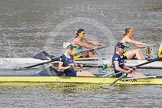 The Boat Race season 2015 - Newton Women's Boat Race. River Thames between Putney and Mortlake, London,  United Kingdom, on 10 April 2015 at 16:03, image #119