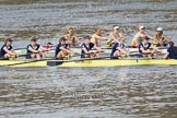 The Boat Race season 2015 - Newton Women's Boat Race. River Thames between Putney and Mortlake, London,  United Kingdom, on 10 April 2015 at 16:03, image #129