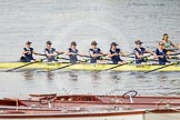 The Boat Race season 2015 - Newton Women's Boat Race. River Thames between Putney and Mortlake, London,  United Kingdom, on 10 April 2015 at 16:03, image #132
