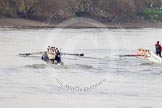 The Boat Race season 2015 - Newton Women's Boat Race. River Thames between Putney and Mortlake, London,  United Kingdom, on 10 April 2015 at 16:03, image #141