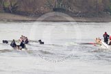 The Boat Race season 2015 - Newton Women's Boat Race. River Thames between Putney and Mortlake, London,  United Kingdom, on 10 April 2015 at 16:03, image #142