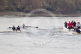 The Boat Race season 2015 - Newton Women's Boat Race. River Thames between Putney and Mortlake, London,  United Kingdom, on 10 April 2015 at 16:04, image #144