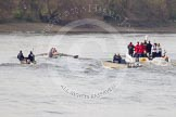 The Boat Race season 2015 - Newton Women's Boat Race. River Thames between Putney and Mortlake, London,  United Kingdom, on 10 April 2015 at 16:04, image #145