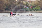 The Boat Race season 2015 - Newton Women's Boat Race. River Thames between Putney and Mortlake, London,  United Kingdom, on 10 April 2015 at 16:04, image #150