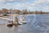The Boat Race season 2015 - Newton Women's Boat Race. River Thames between Putney and Mortlake, London,  United Kingdom, on 11 April 2015 at 12:30, image #12