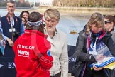 The Boat Race season 2015 - Newton Women's Boat Race. River Thames between Putney and Mortlake, London,  United Kingdom, on 11 April 2015 at 14:38, image #31