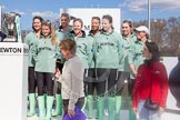 The Boat Race season 2015 - Newton Women's Boat Race. River Thames between Putney and Mortlake, London,  United Kingdom, on 11 April 2015 at 15:01, image #46