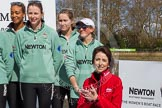 The Boat Race season 2015 - Newton Women's Boat Race. River Thames between Putney and Mortlake, London,  United Kingdom, on 11 April 2015 at 15:01, image #49