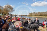 The Boat Race season 2015 - Newton Women's Boat Race. River Thames between Putney and Mortlake, London,  United Kingdom, on 11 April 2015 at 15:02, image #52