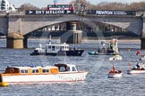 The Boat Race season 2015 - Newton Women's Boat Race. River Thames between Putney and Mortlake, London,  United Kingdom, on 11 April 2015 at 15:30, image #57