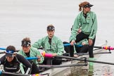 The Boat Race season 2016 - Women's Boat Race Fixture CUWBC vs OBUBC. River Thames between Putney Bridge and Mortlake, London SW15,  United Kingdom, on 31 January 2016 at 15:15, image #14