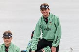 The Boat Race season 2016 - Women's Boat Race Fixture CUWBC vs OBUBC. River Thames between Putney Bridge and Mortlake, London SW15,  United Kingdom, on 31 January 2016 at 15:15, image #15