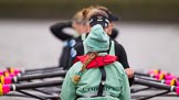 The Boat Race season 2016 - Women's Boat Race Fixture CUWBC vs OBUBC. River Thames between Putney Bridge and Mortlake, London SW15,  United Kingdom, on 31 January 2016 at 15:52, image #46