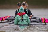 The Boat Race season 2016 - Women's Boat Race Fixture CUWBC vs OBUBC. River Thames between Putney Bridge and Mortlake, London SW15,  United Kingdom, on 31 January 2016 at 15:53, image #47