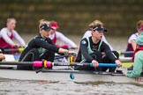 The Boat Race season 2016 - Women's Boat Race Fixture CUWBC vs OBUBC. River Thames between Putney Bridge and Mortlake, London SW15,  United Kingdom, on 31 January 2016 at 16:01, image #70