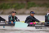 The Boat Race season 2016 - Women's Boat Race Fixture CUWBC vs OBUBC. River Thames between Putney Bridge and Mortlake, London SW15,  United Kingdom, on 31 January 2016 at 16:02, image #72