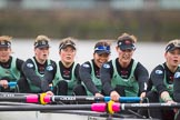 The Boat Race season 2016 - Women's Boat Race Fixture CUWBC vs OBUBC. River Thames between Putney Bridge and Mortlake, London SW15,  United Kingdom, on 31 January 2016 at 16:04, image #88