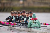 The Boat Race season 2016 - Women's Boat Race Fixture CUWBC vs OBUBC. River Thames between Putney Bridge and Mortlake, London SW15,  United Kingdom, on 31 January 2016 at 16:06, image #96
