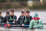 The Boat Race season 2016 - Women's Boat Race Fixture CUWBC vs OBUBC. River Thames between Putney Bridge and Mortlake, London SW15,  United Kingdom, on 31 January 2016 at 16:06, image #99