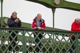 The Boat Race season 2016 - Women's Boat Race Fixture CUWBC vs OBUBC. River Thames between Putney Bridge and Mortlake, London SW15,  United Kingdom, on 31 January 2016 at 16:07, image #104