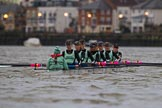 The Boat Race season 2016 - Women's Boat Race Fixture CUWBC vs OBUBC. River Thames between Putney Bridge and Mortlake, London SW15,  United Kingdom, on 31 January 2016 at 16:16, image #109