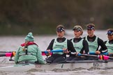 The Boat Race season 2016 - Women's Boat Race Fixture CUWBC vs OBUBC. River Thames between Putney Bridge and Mortlake, London SW15,  United Kingdom, on 31 January 2016 at 16:19, image #118
