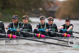 The Boat Race season 2016 - Women's Boat Race Fixture CUWBC vs OBUBC. River Thames between Putney Bridge and Mortlake, London SW15,  United Kingdom, on 31 January 2016 at 16:19, image #120