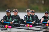 The Boat Race season 2016 - Women's Boat Race Fixture CUWBC vs OBUBC. River Thames between Putney Bridge and Mortlake, London SW15,  United Kingdom, on 31 January 2016 at 16:21, image #126