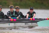 The Boat Race season 2016 - Women's Boat Race Fixture CUWBC vs OBUBC. River Thames between Putney Bridge and Mortlake, London SW15,  United Kingdom, on 31 January 2016 at 16:21, image #128