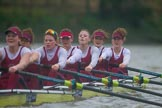 The Boat Race season 2016 - Women's Boat Race Fixture CUWBC vs OBUBC. River Thames between Putney Bridge and Mortlake, London SW15,  United Kingdom, on 31 January 2016 at 16:27, image #158
