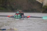The Boat Race season 2016 - Women's Boat Race Fixture CUWBC vs OBUBC. River Thames between Putney Bridge and Mortlake, London SW15,  United Kingdom, on 31 January 2016 at 16:28, image #160