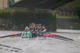 The Boat Race season 2016 - Women's Boat Race Fixture CUWBC vs OBUBC. River Thames between Putney Bridge and Mortlake, London SW15,  United Kingdom, on 31 January 2016 at 16:28, image #163