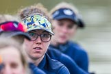 The Boat Race season 2016 - OUWBC training Wallingford: Ruth Siddorn, 4 seat in the OUWBC Blue Boat. River Thames, Wallingford, Oxfordshire,  on 29 February 2016 at 15:50, image #64