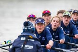 The Boat Race season 2016 - OUWBC training Wallingford: Ruth Siddorn, 4 seat in the OUWBC Blue Boat. River Thames, Wallingford, Oxfordshire,  on 29 February 2016 at 16:14, image #86