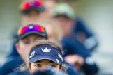 The Boat Race season 2016 - OUWBC training Wallingford: Lauren Kedar, stroke in the OUWBC Blue Boat. River Thames, Wallingford, Oxfordshire,  on 29 February 2016 at 16:32, image #124