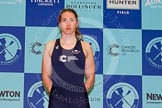 The Boat Race season 2016 - Crew Announcement and Weigh-In: The Women's Boat Race, 4 seat: Oxford: Ruth Siddorn – 75.2kg. Westmister Hall, Westminster, London SW11,  United Kingdom, on 01 March 2016 at 10:11, image #31